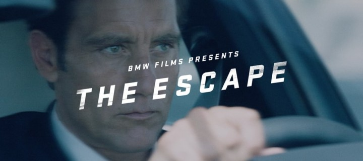 """BMW Films The New 5 Series In Its New Short Film; """"The Escape"""""""