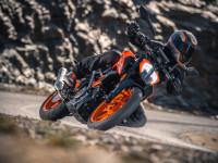 2017 KTM Duke 390 Unveiled At 2016 EICMA