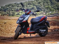 Aprilia SR 150 – Test Ride Review