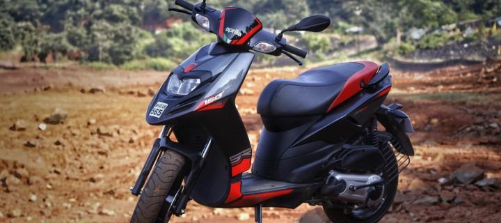 Aprilia SR 150 – Test Ride Review