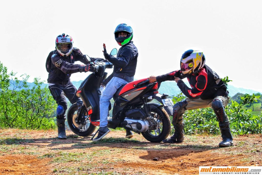 Aprilia-SR-150-Review-India