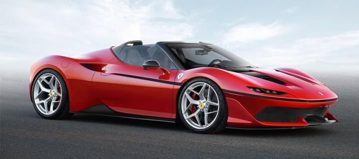 Ferrari Unveils the Limited Edition Ferrari J50 In Japan