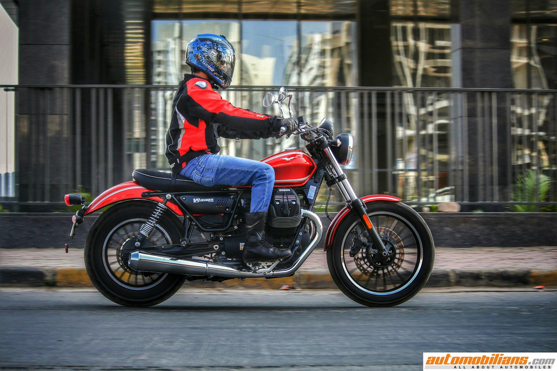 automobilians | moto guzzi v9 roamer - test ride review