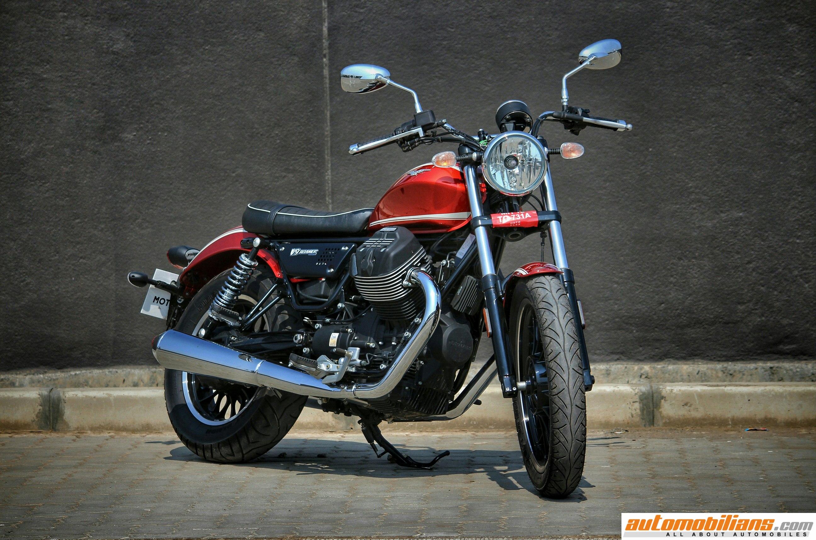 Honda City Price In India >> Automobilians.com   Moto Guzzi V9 Roamer - Test Ride Review