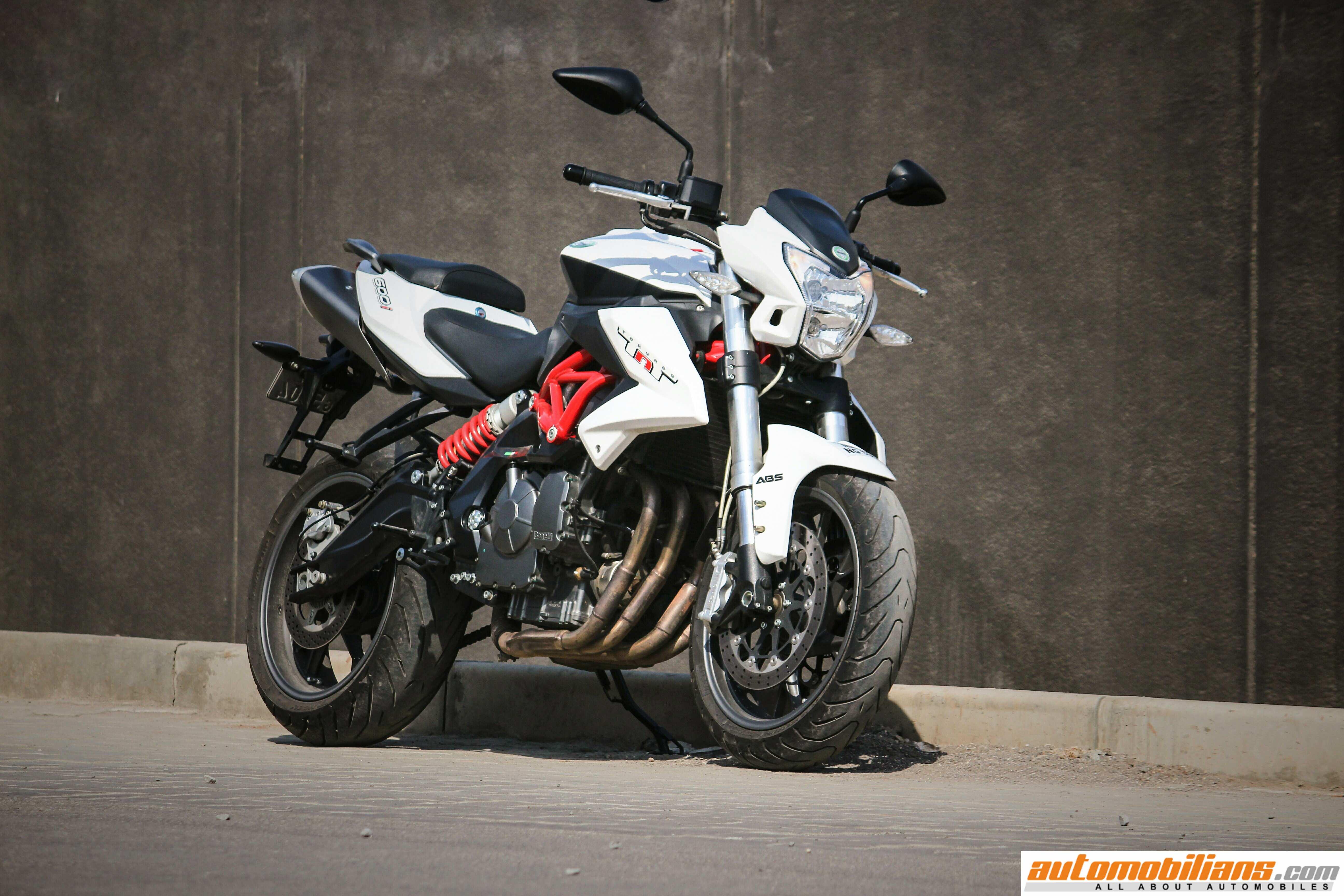 Honda Roadside Assistance >> Automobilians.com | Benelli TNT 600i ABS - Test Ride Review