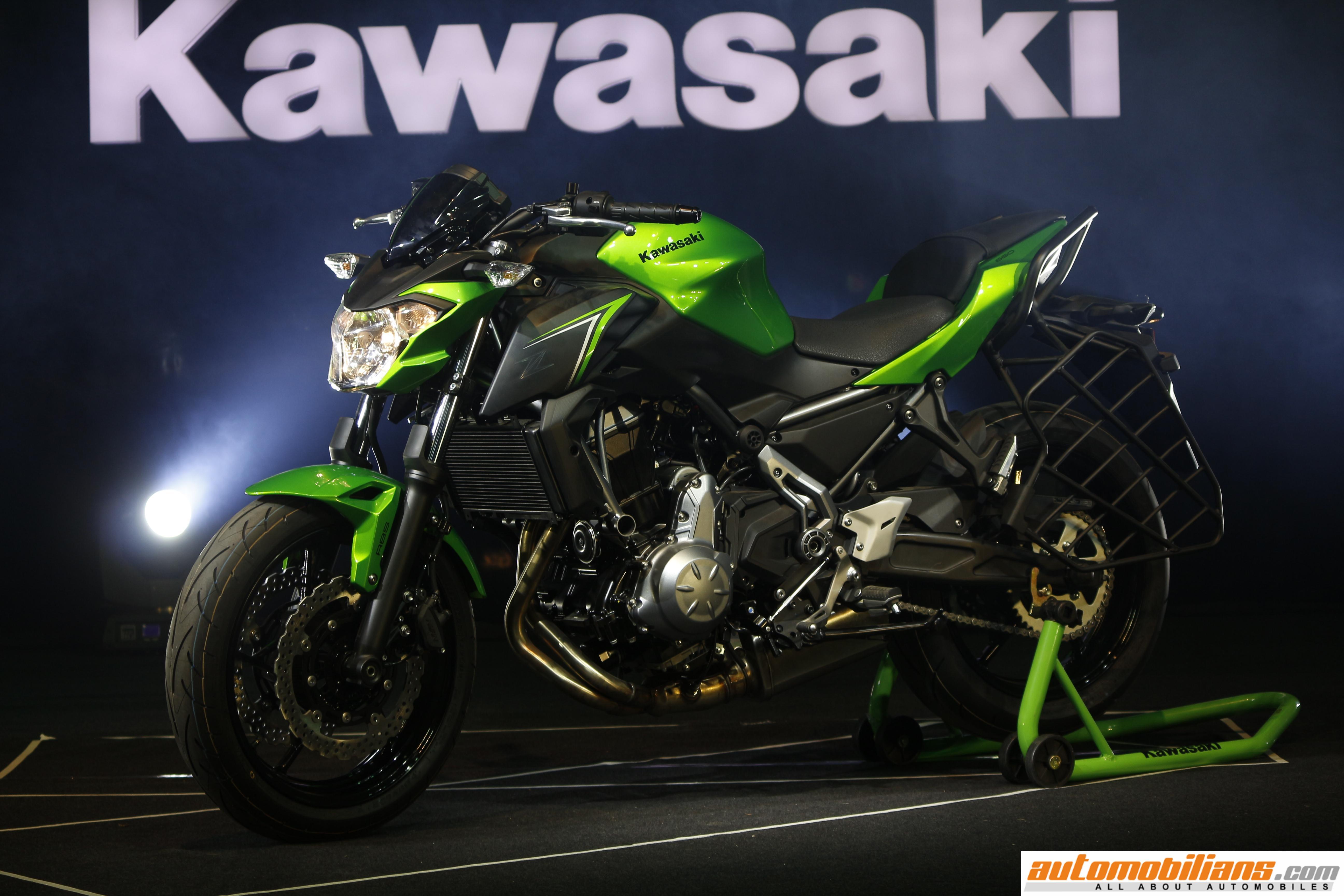 2017 Kawasaki Ninja 300 Ninja 650 Versys 650 Z650 And