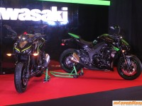 2017 Kawasaki Z250, Z1000 & Z1000R Launched In India