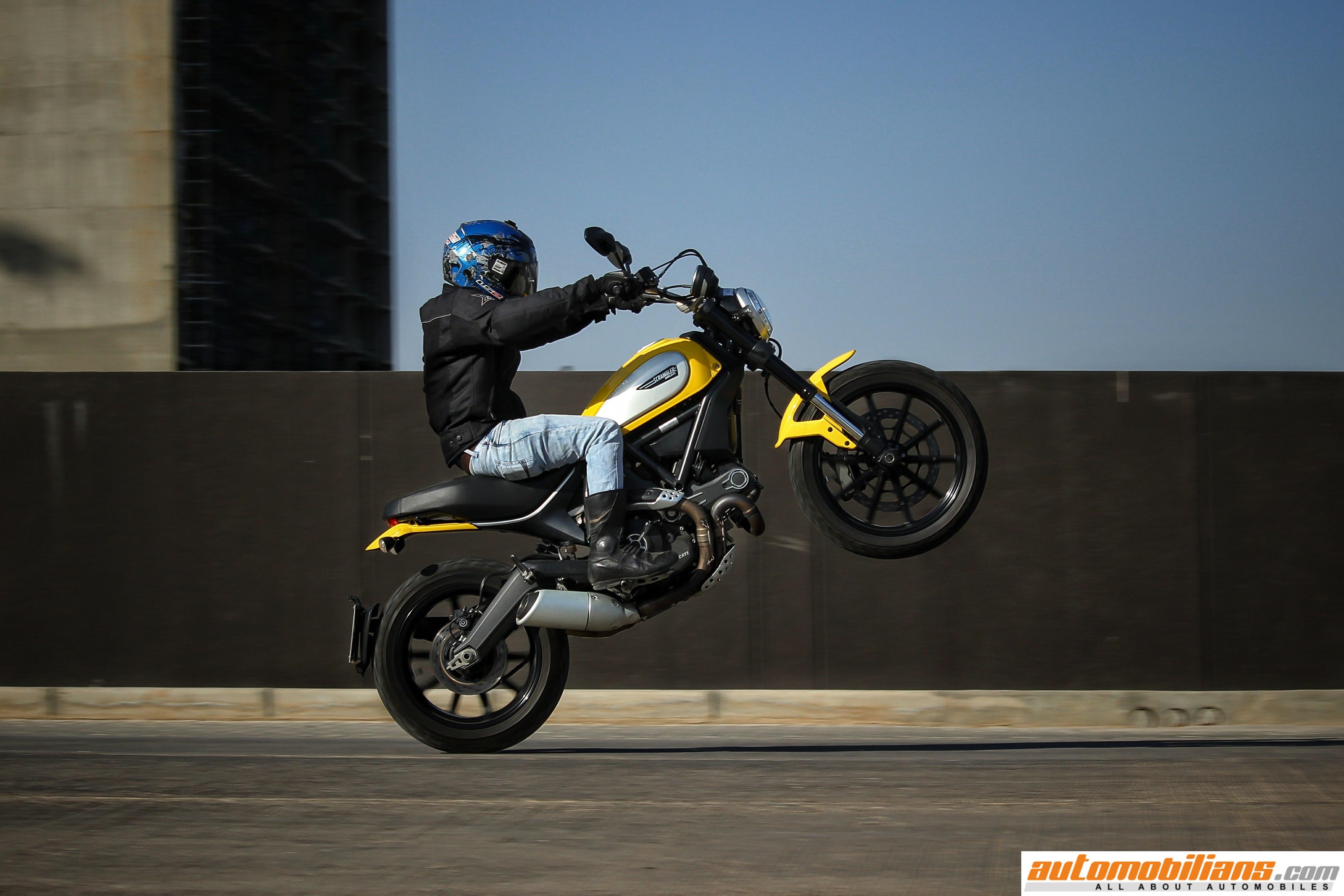 Ducati Scrambler Icon Test Ride Review