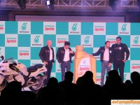 PETRONAS Sprinta, Motorcycle Lubricants Range Launched In India
