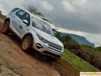 Land Rover Off-Road Experience Drive – Experience Report