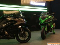 2017 Kawasaki Ninja 1000 Launched In India At Rs. 9.98 Lakhs (Ex-Showroom)