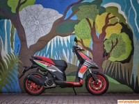 Aprilia SR 150 RACE – Test Ride Review