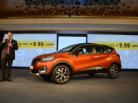 2017 Renault Captur Launched In India At Rs. 9.99 Lakhs (Ex-Showroom, Delhi)