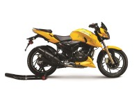 TVS Apache RTR 200 Fi4V Launched In India At Rs. 1.07 Lakhs (Ex-Showroom, Delhi)