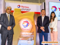 Total Oil India launches 'Total Hi Perf' Motorcycle Lubricant