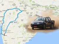 Pune-Kanpur-Jaipur-Pune In Isuzu D-Max V-Cross – Travelogue | The Perfect Getaway Car