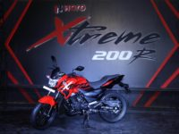 2018 Hero Xtreme 200R Unveiled In India