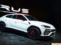 Lamborghini Urus Launched In India At Rs. 3 Crores (Ex-Showroom)