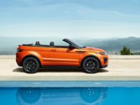 2018 Range Rover Evoque Convertible Launched In India At Rs. 69.53 Lakhs (Ex-Showroom, India)