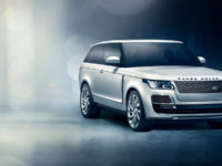 Range Rover SV CoupeUnveiled At Geneva Motor Show 2018
