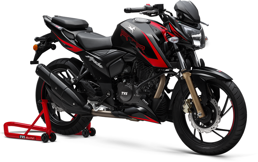 TVS Apache RTR 200 4V Race Edition 2.0 Launched In India