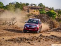 2018 Isuzu D-Max V-Cross High – Picture Gallery