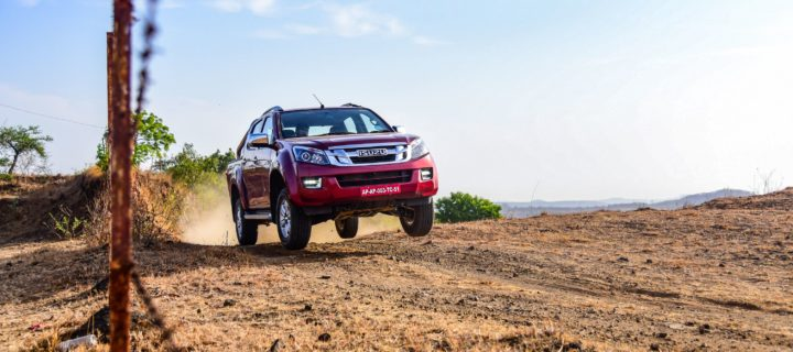 2018 Isuzu D-Max V-Cross High – Test Drive Review | India Exclusive Review!