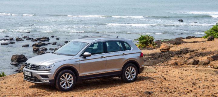 Volkswagen Tiguan – Test Drive Review