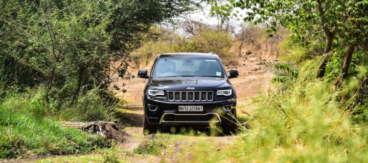 Off-Roading With The Jeep Compass And Grand Cherokee | Camp Jeep Pune 2018 | Experience Report