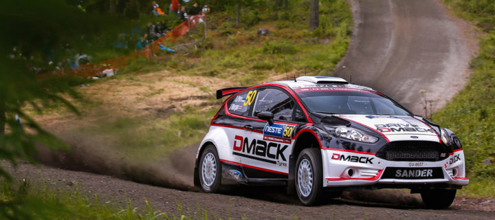 Sanjay Takale To Make World Rally Championship-3 Debut In Finland