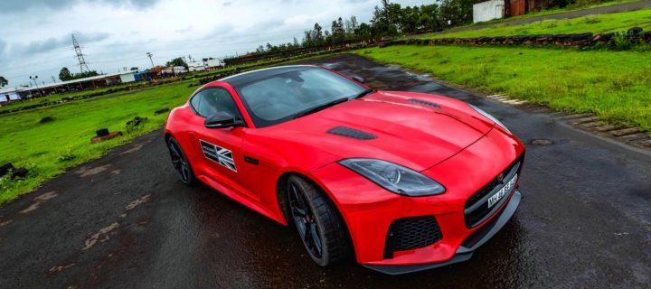 2017 Jaguar F-TYPE SVR – Test Drive Review