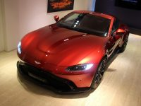 2019 Aston Martin Vantage Launched In India At Rs. 2.95 Crore (Ex-Showroom, Pan-India)