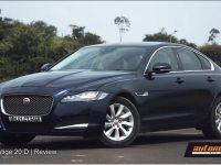 2018 Jaguar XF Diesel   20D Prestige – Video Review