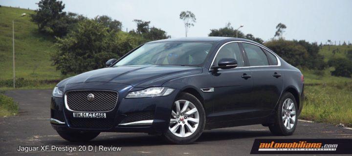 2018 Jaguar XF Diesel | 20D Prestige – Video Review