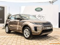 2020 Range Rover Evoque India Launch | Picture Gallery