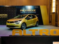 Tata Altroz Launched In India At Rs. 5.29 Lakhs (Ex-Showroom, Pan-India)