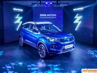 Tata Nexon EV Launched In India At Rs. 13.99 Lakhs (Ex-Showroom, India)