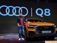 Audi Q8 India Launch | Picture Gallery