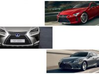 Lexus Launches LC 500h And Locally Assembled ES 300h And NX 300h Models In India