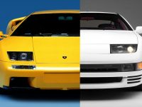 Did Lamborghini Use Nissan Headlights On The Diablo?