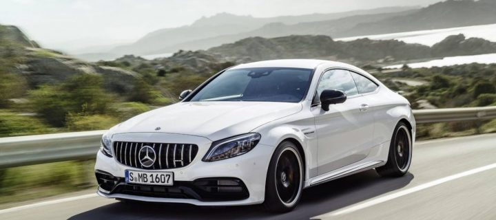2020 Mercedes-AMG C 63 Coupe Launched In India At Rs. 1.33 Crores (Ex-Showroom)