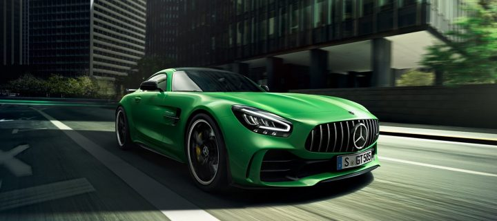 2020 Mercedes-AMG GT R Coupe Launched In India At Rs. 2.48 Crores (Ex-Showroom)