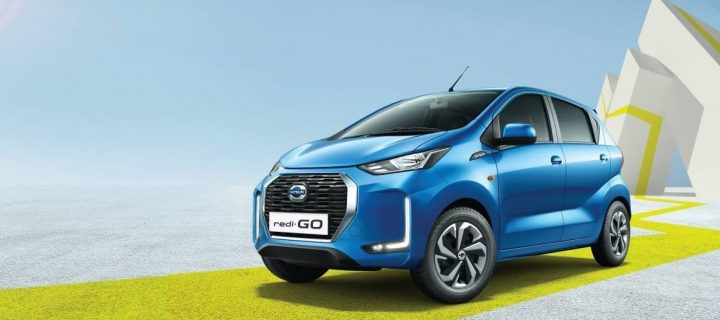 2020 Datsun redi-GO Launched In India At Rs. 2.83 Lakhs (Ex-Showroom)