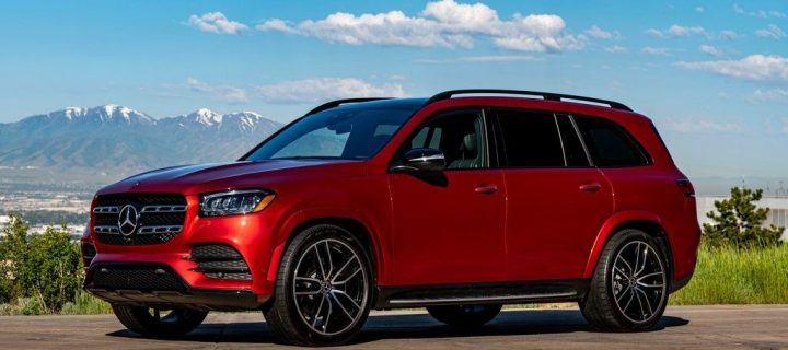 2020 Mercedes-Benz GLS Launched In India At Rs. 99.90 Lakhs (Ex-Showroom)