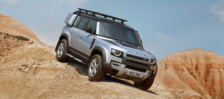 Land Rover Defender Launched In India At Rs. 73.98 Lakhs (Ex-Showroom, India)