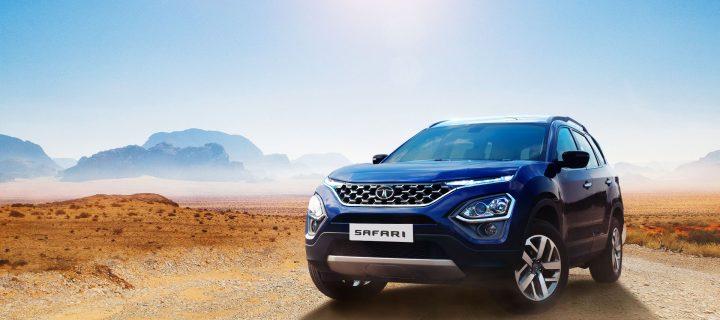 New Tata Safari Unveiled   Bookings Open On February 4